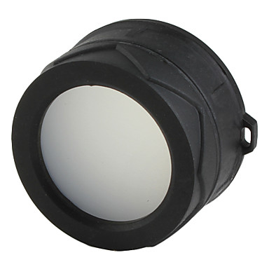 JETBeam 1 inch White Flashlight Filter for 3M C25 RRT2 RRT21 PC25