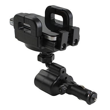 3-in-1 USB φορτιστή αυτοκινήτου παραγωγής & κινητό κατόχου
