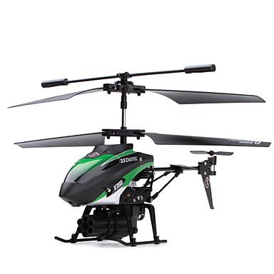 3.5-kanavainen sisäänrakennettu elektroninen gyroskooppi ampuja helikopteri