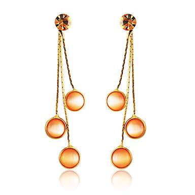 cherry pendant modello di opali orecchini (d'oro)