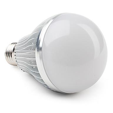 12W E26/E27 LED Globe Bulbs A80 12 High Power LED 350-400lm Warm White 3000K AC 85-265V