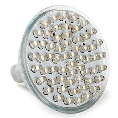 3W 150-200 lm GU5.3(MR16) LED Spot Işıkları MR16 60 led Dip LED Sıcak Beyaz AC 12V