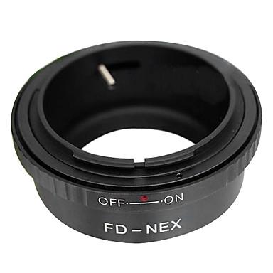 Canon FD objectif pour Sony NEX-5 NEX-3 NEX-VG10 nex-c3 e adaptateur de monture