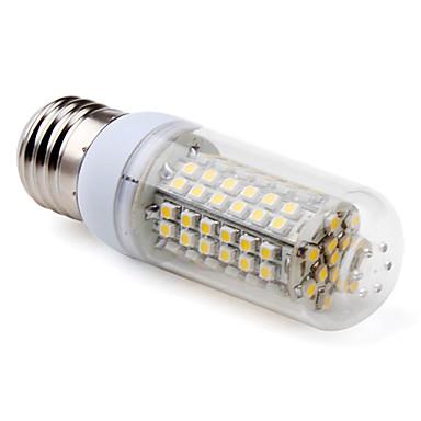 Lampadina led a pannocchia luce bianca calda e27 5w for Lampadine faretti led luce calda