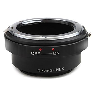 Nikon AF (g), bajonet til SONY NEX-7 NEX-5 NEX-3 nex5 nex3 NEX-VG10 adapter