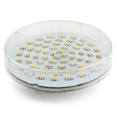 1pc 3.5 W 300-350 lm LED Spot Işıkları 60 LED Boncuklar SMD 2835 Sıcak Beyaz / Serin Beyaz / Doğal Beyaz 220-240 V / #