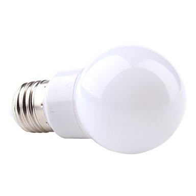 Lampadine globo 12 SMD 5050 G50 E26/E27 2 W 100 LM Bianco caldo AC 220-240 V