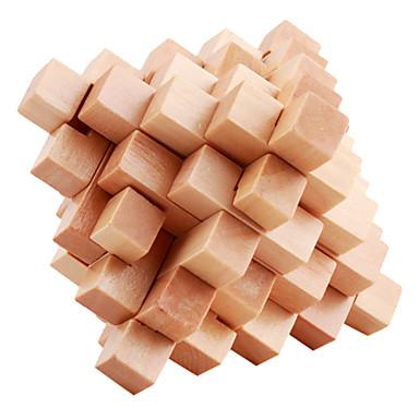 mozgalica rastavljati ponovnog obnoviti drveni puzzle igračku
