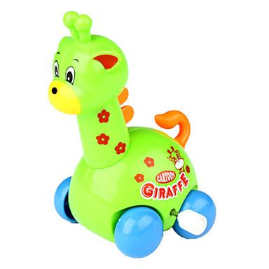 pedagogiske vakre giraff Clockwork leker for barn (grønn)