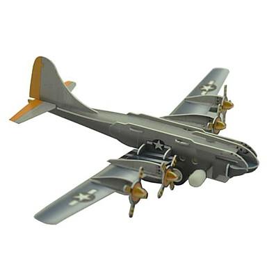 Bomber Wind-up 3D Puzzle toys Educational Toy