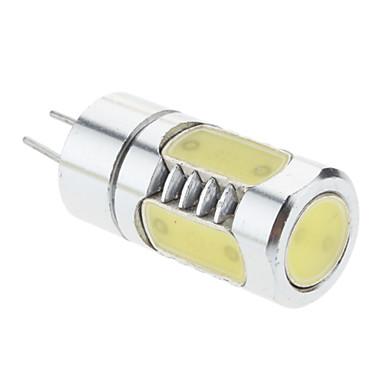 2.5W G4 LED Spot Işıkları 5 Yüksek Güçlü LED 210-260 lm Doğal Beyaz DC 12 V
