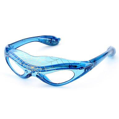 Homem aranha 6-LED Óculos para Crianças (cores sortidas)