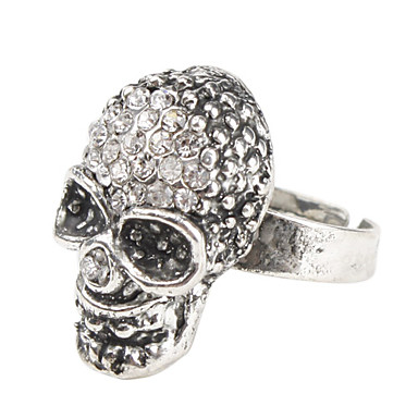 Women's Sterling Silver Statement Ring - Fashion Ring For Daily
