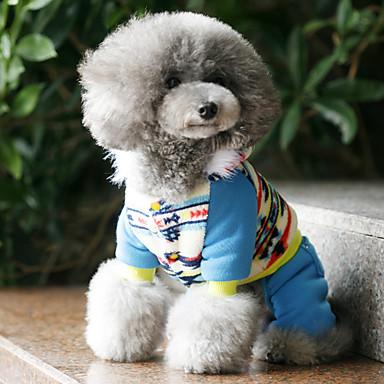 Escudo de moda colorida sudadera con capucha caliente con pantalones para perros (color surtidos, S-XL)