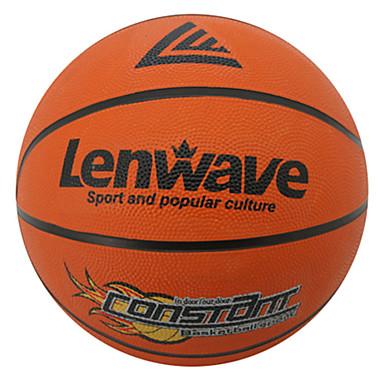 Light Orange PU 7 Size Basketball 0.56KG