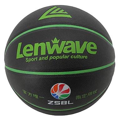 pvc noir + butyle intérieure 7 de basket-ball taille 0,635 kg