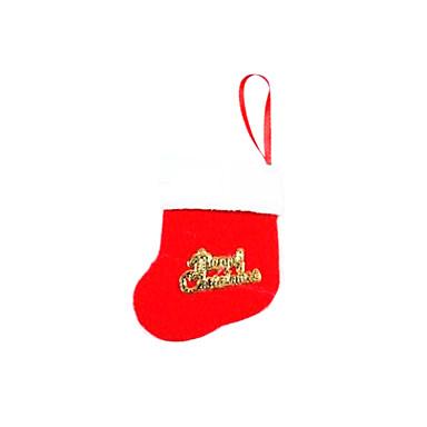 prezenty, Boże Narodzenie, ornament skarpetki