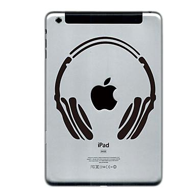 1 stk Rygbeskyttelse for Leger med Apple-logo iPad mini 1/2/3