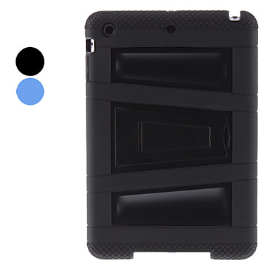 Robot Design Hard Case med stativ for iPad mini (Assorterte farger)