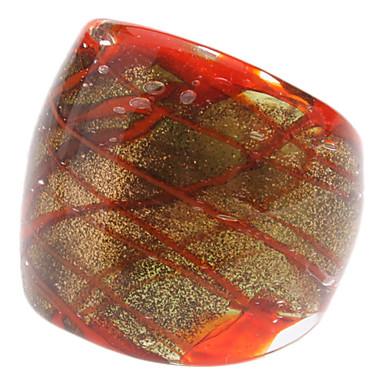 Anillo Chequeado Glaze color