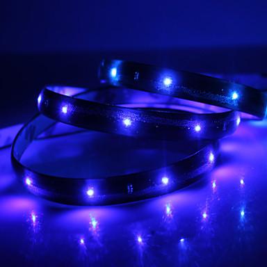 Etanche 36-90cm LED Bleu de bande de LED (12V)