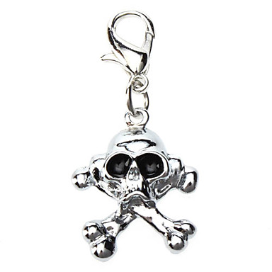 Dog Tags Horrific Skull Style Collar Charm For Dogs Cats 465284 2019