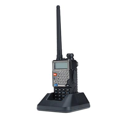 yeni sürümü (vhf136-174MHz UHF 400-480MHz) VHF / UHF dual-band iki yönlü telsiz