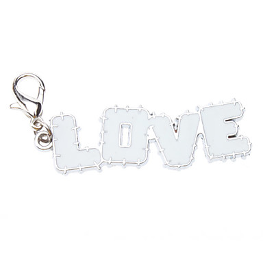 Inwrought Love Style Collar Charm for Dogs Cats