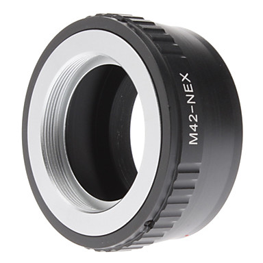 M42 42mm pour Sony NEX E Mont NEX-3 NEX-5 Camera Adapter