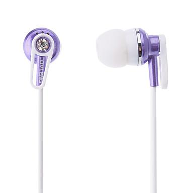 OVLENG K81 Dynamic Stereo Hi-Fi-ljud In-ear hörlurar för iPhone/iPod/iPad/MP3/MP6