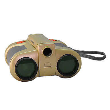 4X30mm Binoculars Generic Kids toys Central Focusing Plastic