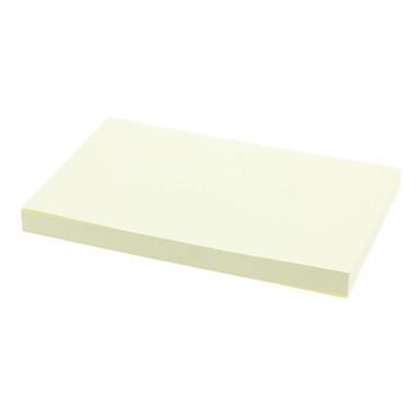 125x75mm Sticky Memo Note Set (White)