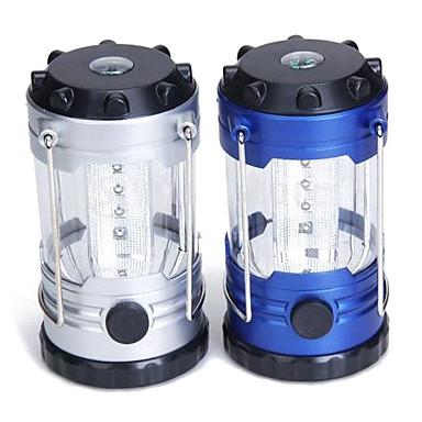 Latarnie i oświetlenie namiotowe LED 120 lm 1 tryb oświetlenia Wodoodporne / Taktyczny / Superlekkie Obóz / wycieczka / alpinizm