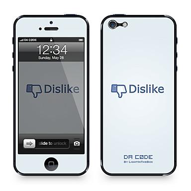 da kod ™ iphone 4/4s için cilt: steven lin (yaratıcı serisi) tarafından