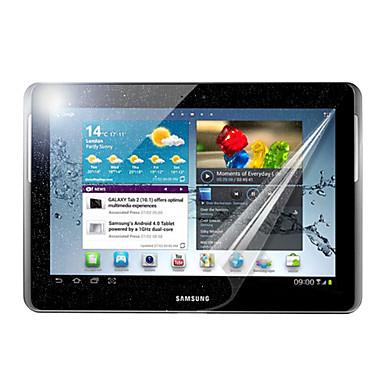 Silver Diamond Screen Protector for Samsung Galaxy Tab2 10.1 P5100/P5110