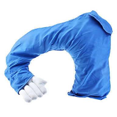 Soft and Comfortable Arm Style Nap Pillow for Travel