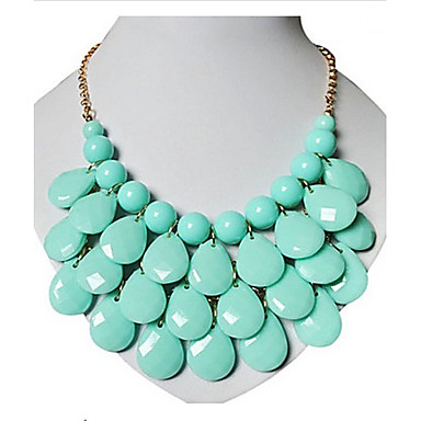 Women's Choker Necklace Vintage Necklace - Fashion Necklace For Party