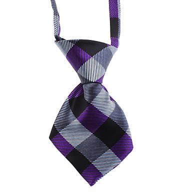 Katzen / Hunde Krawatte/Fliege Purpur Hundekleidung Frühling/Herbst Hochzeit