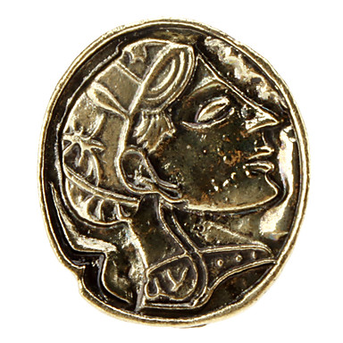 Greek Goddess Image Restoring Ancient Ways Ring