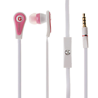 GNP-8802 Earphone for iPod (Assorted Colors)