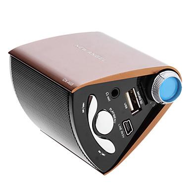 NEW AGNEL CX-A68 휴대용 부문 모양 멀티미디어 스피커 (5 개의 색깔) CX-A68