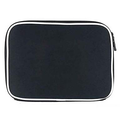 Diseño elegante funda protectora a prueba de choques para el ordenador portátil de 10 pulgadas (Negro)