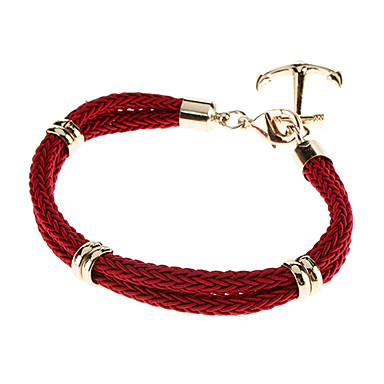 South Korea Braided Rope Fashion Bracelet