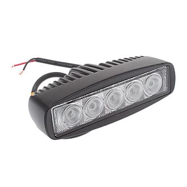 15W Natural White Light LED Bulb for Car Floodlight (12V)