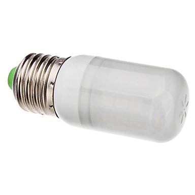 6000 lm E26/E27 LED Mısır Işıklar T 27 led SMD 5050 Doğal Beyaz AC 110-130V AC 220-240V