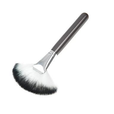 1pcs Makyaj fırçaları Profesyonel Fan Fırçası Naylon Fırça Portatif / Seyahat / Profesyonel Büyük Fırça
