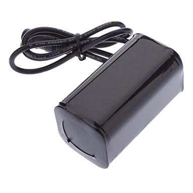 4400mAh 4x18650 Li-ion batteripakke for LED frontlys og sykkel lys