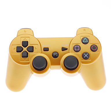 Wireless Controller for PS3 (Golden)