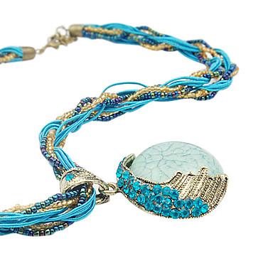 Bohemia Style Vintage Short Necklace