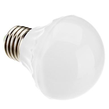 E26/E27 LED Globe Bulbs A60(A19) 18 SMD 5630 430lm Warm White 3000K AC 110-130 AC 220-240V